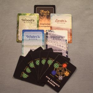 Five Elements Card Deck